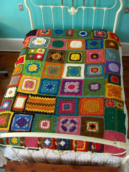 Wool Quilt
