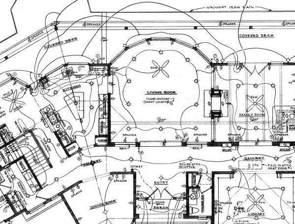 2d floor plans of 3d space \u0026 vice versa space \u0026 perspective3d Electrical Plan #16
