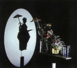 Shigeo Fukuda, Bonjour, Mademoiselle, 1982
