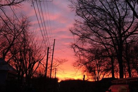 Nantahala Sunrise by Keri Valentine